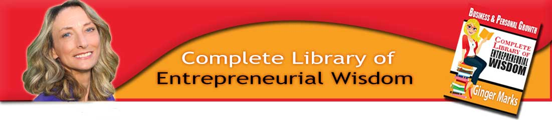complete library of entrepreneurial wisdom book header
